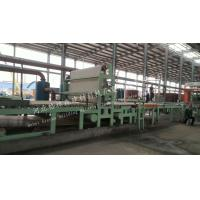 Buy cheap Eco Friendly Mineral Wool Sandwich Panel Production Line Using Power Plant / Steel Plant from wholesalers