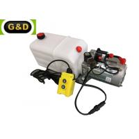 Buy cheap DC single acting Hydraulic Power Unit product