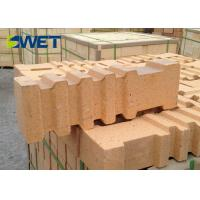Buy cheap Anchoring Kiln Refractory Bricks , Chemical Resistant Fire Rated Bricks from wholesalers