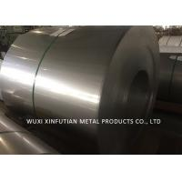 Buy cheap Slit Edge AISI 446 Stainless Steel Sheet Coil Thickness 0.3 - 4.5mm Various Finish from wholesalers