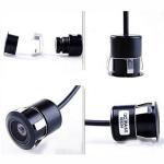 Buy cheap 18.5mm HD Car Backup Rear View Camera , Punch Inlaid Mini Night Vision Camera from wholesalers