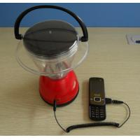 Buy cheap solar portable light with USB phone charger output/multifunctional solar camping lantern from wholesalers