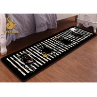 Buy cheap Anti Slip Chair Mat For Living Room , Small Bedroom Rugs Customized Design from wholesalers