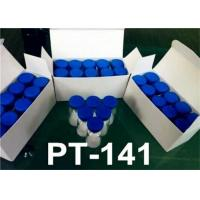 Buy cheap Legal Peptide Bremelanotide Powder PT-141/PT141 (10mg/vial) Human Growth Hormone Releasing Peptides from wholesalers