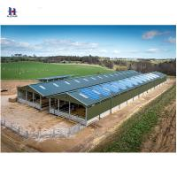 Buy cheap prefabricated steel material storage building warehouse structure from wholesalers