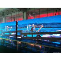 Buy cheap P7.62 mm Dynamic Images Indoor full Color LED Display Light Weight from wholesalers