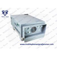 Buy cheap Adjustable  Waterproof Outdoor Signal Jammer High Power For Military Units And Prison product