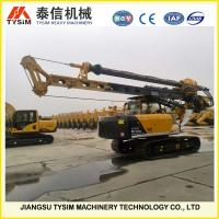 Buy cheap Super hydraulic auger drilling rig KR80A,pile driving machine from wholesalers