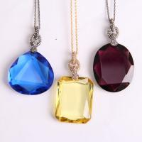 Buy cheap Fashion brand jewelry Juicy Couture gem pendant necklace women necklace jewelry wholesale from wholesalers