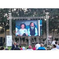Buy cheap P3.91 P4.81 Outdoor Rental LED Screen SMD2121 With Brilliant Clarity / Brightness from wholesalers