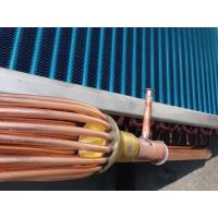 Buy cheap 3.1MPa Hydrophilic Aluminum Fin Copper Tube Heat Exchanger For AHU Can Be Customerized from wholesalers