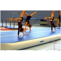 Buy cheap High quality inflatable tumble track/air track gymnastic mats in various sizes from wholesalers