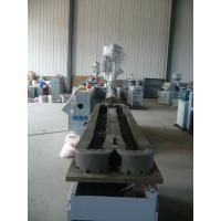Stable HDPE Extruding Machine , Energy Saving PVC Extruder Machine