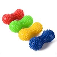 Buy cheap Peanut Shape Spiky Massage Ball Foot Trigger Point Body Stress Relief Massager product