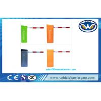 Buy cheap PMSM Brushless Servo Motor Automatic Barrier Gate 24V  With Customized Color from wholesalers