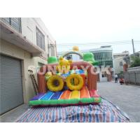 Buy cheap Funny Plato TM Large Inflatable Obstacle Course ,  Bouncy Castles Obstacle Course from wholesalers