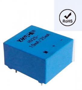 Buy cheap Hall voltage sensor HV25 replace TBV5/10X Series Hall Effect voltage Sensor! product