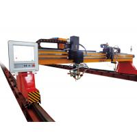 Buy cheap CNC flame Bevel Cutting Machine from wholesalers