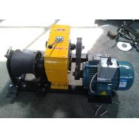 Buy cheap 80 KN Electric Engine Power Capstan Winch For Cable Stringing from wholesalers