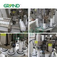 Buy cheap Soft Tube Filling Sealing Machine Vertical Cosmetics Ointment Plastic ZHY-YP60 from wholesalers