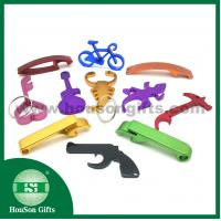 Buy cheap Promotional gifts aluminum bottle opener animal shape beer opener wholesale from wholesalers