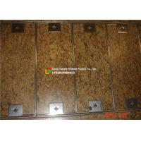 Buy cheap Stainless Steel Concealed Manhole Cover Drainage With Key Hole Tray from wholesalers
