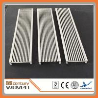 Buy cheap Stainless steel shower floor grate drain from wholesalers