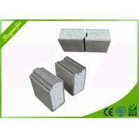 Buy cheap Lightweight Insulated EPS cement Sandwich Wall Panel Interior use from wholesalers