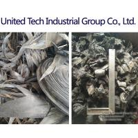 Buy cheap tire cord fabric shredder, rubber friction cord recycling machines, rubber fabric shredding, waste rubber cutter from wholesalers