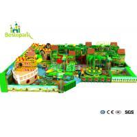 Buy cheap Soft Play Kids Playground Toys , Large Indoor Play Structures For Home from wholesalers