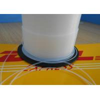 Buy cheap Anti - corrosion food grade PFA PTFE Tubing ,  Hardness 55 shore D from wholesalers