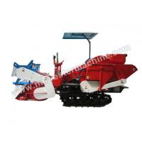 Buy cheap Whirlston Crawler Type Small Rice Combine Harvester from wholesalers