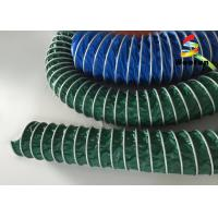 Buy cheap PVC Insulated High Temperature Flexible Duct , 8 Inch HVAC Flex Duct from wholesalers