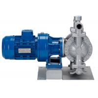 Buy cheap Aluminum Alloy Pneumatic Diaphragm Pumps / Air operated double diaphragm pumps from wholesalers