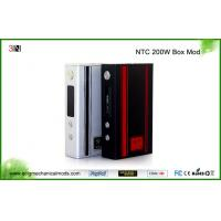 Buy cheap Authentic 18650 Mechanical Mod Temp Control NTC 200w Box Mod Dual Battery from wholesalers