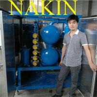Buy cheap High Vacuum Transformer Oil Purification System,Oil Dehydrator from wholesalers