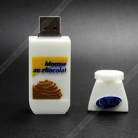 Buy cheap USB Flash Disk Customized PVC Pen Driver mini usb flash for  Microsoft Operating System from wholesalers