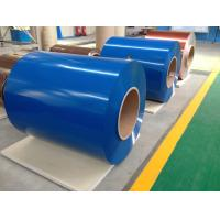 Buy cheap Hot Dipped Galvanized Steel Color Coated Coils Sheet For Long Span Roofing Sheets from Wholesalers