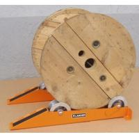 Buy cheap track type cable drum jacks from wholesalers