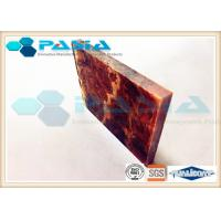 Buy cheap Commercial Honeycomb Door Panels 3003 Aluminium Alloy Plates Material Antirust from wholesalers