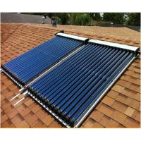 Buy cheap solar collector for solar hot water heating from wholesalers