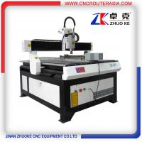 Buy cheap air cooling spindle 9015 CNC Advertising Engraving Cutting Machine with rotary axis from wholesalers