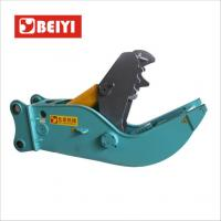 Buy cheap Hydraulic Construction Concrete Demolition Crusher 12-45t Excavator , Waste from wholesalers
