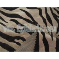 Buy cheap 100% Polyester Flocked Memory Fabric AWF-049 product