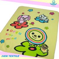 Buy cheap 100% polyester polar fleece korean blanket from wholesalers