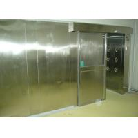 Buy cheap U Type Automatic Air Shower Tunnel For Aerospacevoyage Industry Cleanroom from wholesalers
