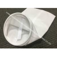 Buy cheap Micron Filter Bags With Stainless Steel Ring from wholesalers