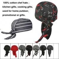 Buy cheap Popular cotton hat, kitchen hat product