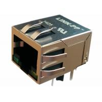 Buy cheap 7300-RJ45EM RJ45 With Integrated Magnetics LPJ0158GDNL 10 / 100Base-T Rates product