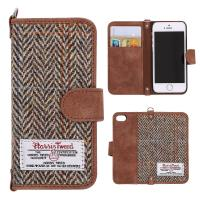 Buy cheap Flip Leather Case Cover IPhone 5 5S SE With Hiden Magnetic Clasp Money Porket from wholesalers